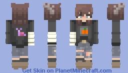 Jesse 4 Minecraft Skin