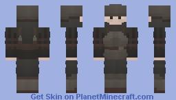 Dark Guardsman Bro Minecraft Skin