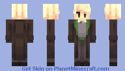 dark mark -/ skintober d.twelve Minecraft Skin