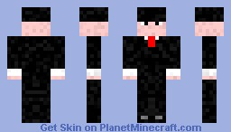 An Offer You Can't Refuse Minecraft Skin