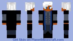 Dark Paladin Minecraft Skin