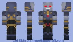 Darkseid | New 52 Minecraft Skin