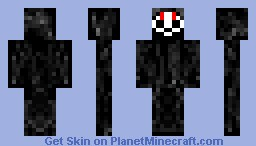 Darth Nihilus Minecraft Skin