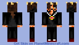 Darth Sky Minecraft Skin