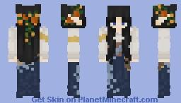 Curiously Dressed - Daryah || [Casus] Minecraft Skin