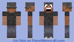DashieXP Minecraft Skin