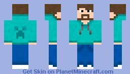 Dave! [Hoodie] Minecraft Skin