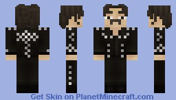 Davy Grolton - Long Road to Ruin Minecraft Skin