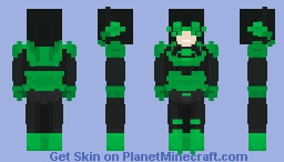 Dawnbreaker (DC Dark Knights) Minecraft Skin