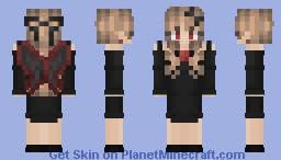 𝐒𝐤𝐢𝐧𝐭𝐨𝐛𝐞𝐫 𝐝𝐚𝐲 𝟏𝟗 - 𝐖𝐢𝐧𝐠𝐬 ♥ Bananasome Minecraft Skin