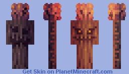 insert tree pun here - SKINTOBER Minecraft Skin