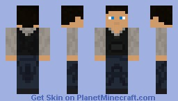 DayZ Survivor Skin