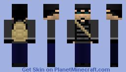 Dayz Skin Custom Starting Minecraft Skin