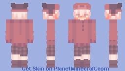 S k i n S p e c i a l Minecraft Skin