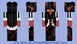 Alessandrine Ambrosa  :  Demon of the East :  Minecraft Skin