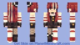 Strawberry Daquiri - CE Minecraft Skin