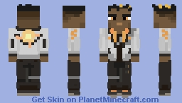 Phoenix - VALORANT Minecraft Skin