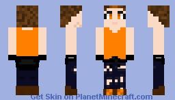 Rei 2 Minecraft Skin