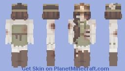 𝓗𝓮𝓵𝓮𝓷𝓪 Minecraft Skin