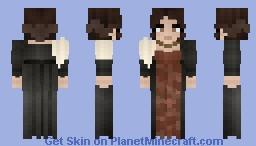 HZ ~ Aging Mentor Minecraft Skin