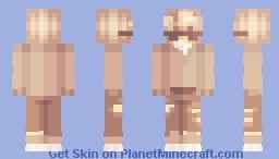 S u n l i g h t Minecraft Skin