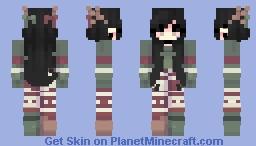 i just wanna get back to us Minecraft Skin