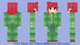 .noriaki kakyoin. Minecraft Skin