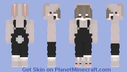 B͓̽u͓̽n͓̽n͓̽i͓̽e͓̽s͓̽~͓̽ Minecraft Skin