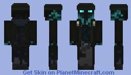 Fortnite - Deadeye Minecraft Skin