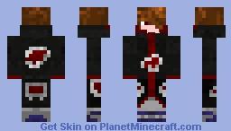 Deadlox spcial Minecraft Skin