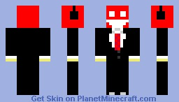 DeadMau5 Minecraft Skin