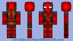 Deadpool (Contest) Minecraft Skin
