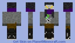 Death - Darksiders 2 Minecraft Skin