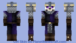 Deathless Soldier Minecraft Skin