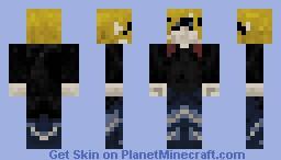 Death rocker v.1 Minecraft Skin