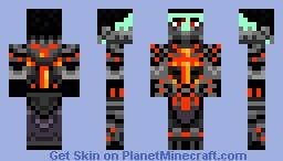 deathwing Minecraft Skin