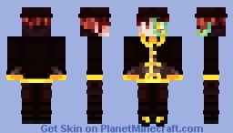 Deceit Sanders Minecraft Skin