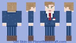 My suit Minecraft Skin