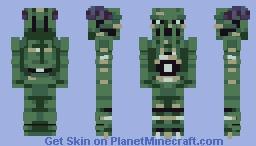 Dedem Minecraft Skin