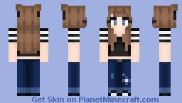 Deep Coma Minecraft Skin