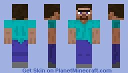 Unibrow Minecraft Skin