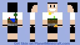 Environment Guy Minecraft Skin