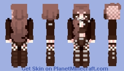+ ᴇᴍᴘᴏᴡᴇʀᴍᴇɴᴛ + Minecraft Skin