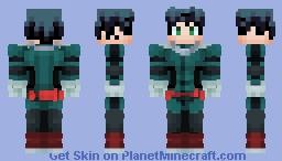 𝕊𝕄𝔸𝕊ℍ! [ 𝐼𝓏𝓊𝓀𝓊 𝑀𝒾𝒹𝑜𝓇𝒾𝓎𝒶 ] [ BETA ] Minecraft Skin