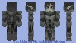 𝐂𝐔𝐈𝐑𝐀𝐒𝐒 𝐎𝐅 𝐓𝐇𝐄 𝐃𝐀𝐌𝐍𝐄𝐃   DO NOT USE! Minecraft Skin