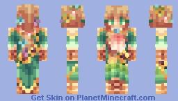 Demeter Minecraft Skin