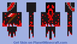 Demon(experimental) Minecraft Skin