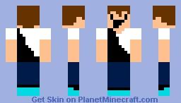 derp boi 2.0 Minecraft Skin