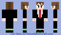 Skin Request [Them TUX]Dat Title Minecraft Skin
