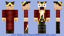 Captain Derpface the Crazy Pirate (100 Subscriber Skin!!!)